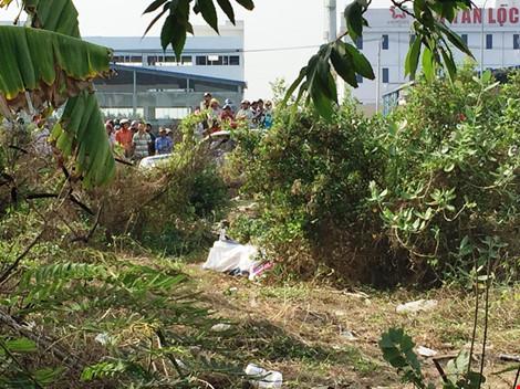 Phát hiện thi thể cô gái trẻ trong bao tải gần chung cư ở Sài Gòn 1
