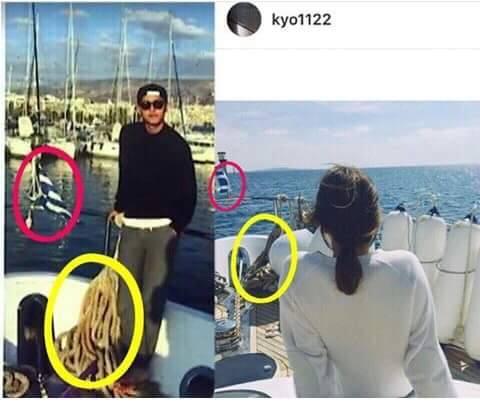 Fan rộ tin đồn Song Joong Ki và Song Hye Kyo hẹn hò tại biển 1