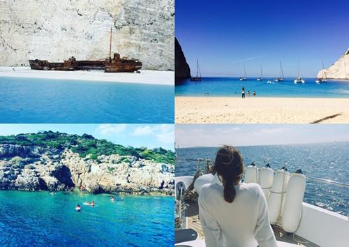 Fan rộ tin đồn Song Joong Ki và Song Hye Kyo hẹn hò tại biển 2