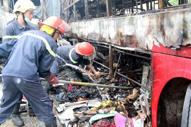 Tai nạn thảm khốc ở Bình Thuận: Thêm một nạn nhân nữa nguy kịch 2