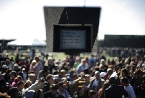 Khám phá 'bảo bối' giúp Tổng thống Obama phát biểu lưu loát 1