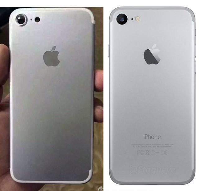 Lộ ảnh bộ khung iPhone 7 khiến nhiều người thất vọng 1