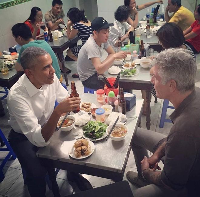 Obama thăm Việt Nam Hình ảnh ấn tượng của Tổng thống Mỹ Obama ở Hà Nội 7