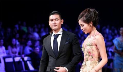 Lộ diện bạn trai đại gia của Hoa hậu Kỳ Duyên? 2