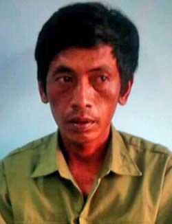 Kẻ cưỡng hiếp bé gái bị bắt sau 3 năm trốn trong rừng sâu 1