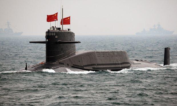 Sợ Mỹ, Trung Quốc liều đưa tàu ngầm hạt nhân ra Thái Bình Dương (P1) 1