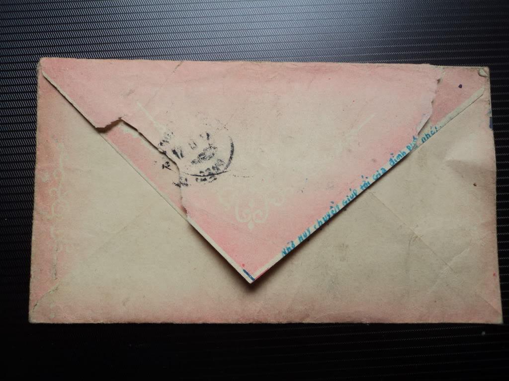 Bức thư gửi qua bưu điện, 40 năm mới đến tay người nhận 1