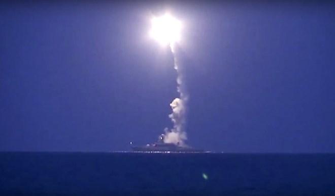 Trung - Nga bắt đầu diễn tập chống tên lửa 2