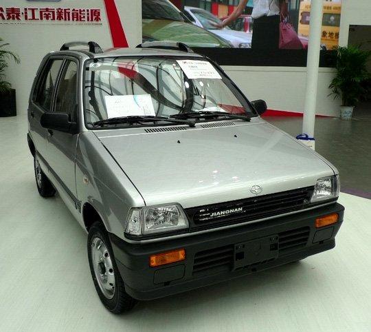 Ô tô Trung Quốc giá rẻ nhất thị trường chỉ 54 triệu đồng 1