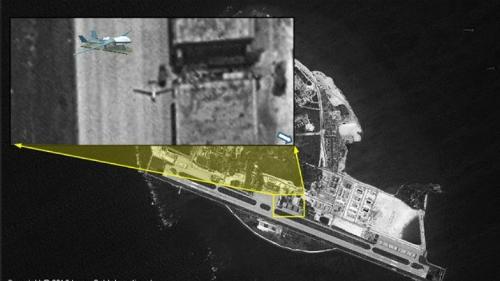 TQ triển khai máy bay không người lái tàng hình ra Phú Lâm 1