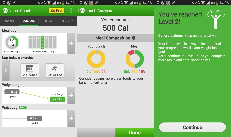Top 5 ứng dụng hỗ trợ giảm cân hiệu quả 2