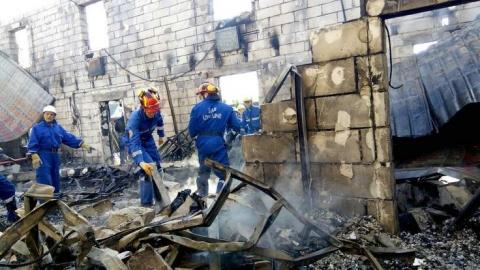 Ukraine: Cháy viện dưỡng lão, 17 người thiệt mạng 1