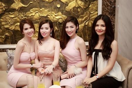 Ngọc Trinh một mình về Bắc Ninh đi sự kiện 4