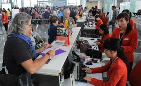 Hình ảnh Dự kiến chi hơn 5 tỷ USD xây sân bay Nội Bài 2 số 2