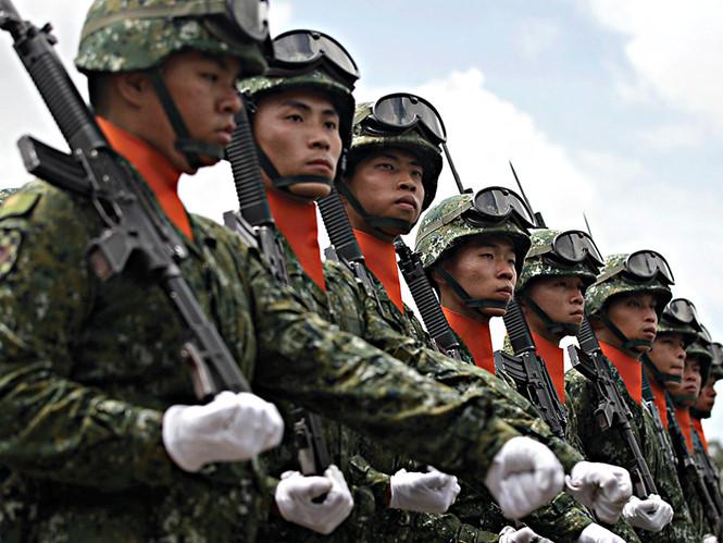 Bà Thái Anh Văn tuyên bố tăng cường sức mạnh quân đội 2