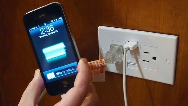 Cảnh báo sạc pin cho smartphone cũng có thể bị hack 2