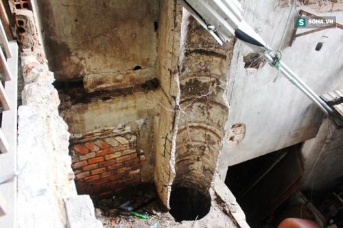 Bên trong chung cư hoang tàn nhất TP. HCM mà Bí thư Thăng chỉ đạo di dời 7