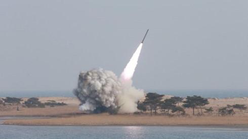 Liên Hợp Quốc lên án Triều Tiên phóng thử tên lửa đạn đạo 2