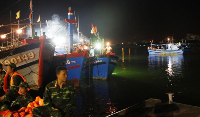 Thông tin mới nhất vụ đắm tàu ở Đà Nẵng: Xác định danh tính 3 nạn nhân mất tích 1