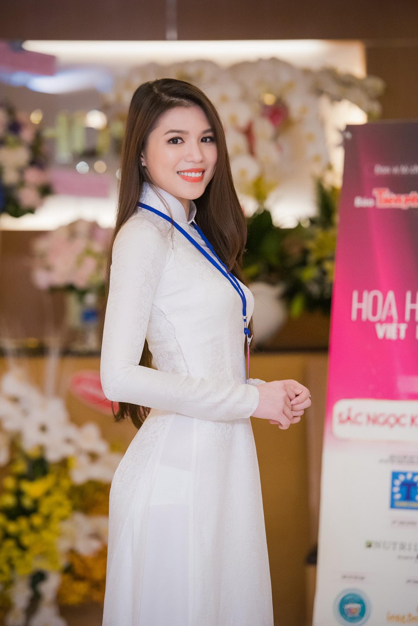 Ngắm nhan sắc của 30 người đẹp vòng chung khảo phía Nam HHVN 2016 12