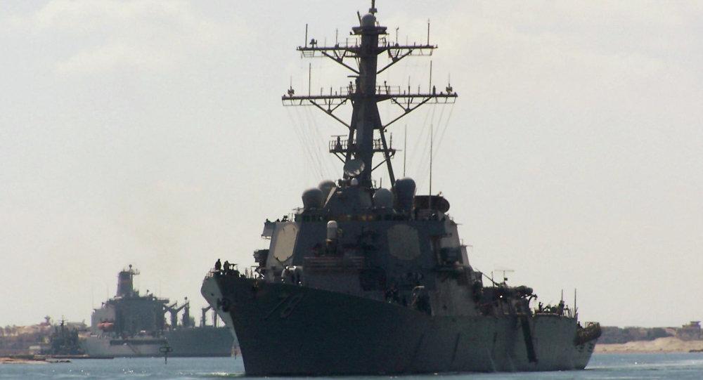 Chuyên gia Nga: Mỹ điều khu trục hạm tới Biển Đen chuẩn bị cho chiến tranh 1