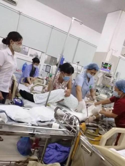 Vụ sản phụ tử vong, gia đình phát hiện vết mổ: Sở Y tế vào cuộc 1
