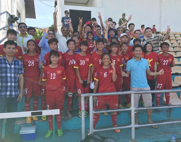 Đánh bại Myanmar, U14 nữ Việt Nam giành HCĐ tại giải châu Á 2