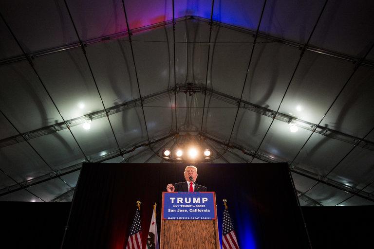 Donald Trump: Tôi đã phá vỡ những rào cản với phụ nữ trong ngành xây dựng 1