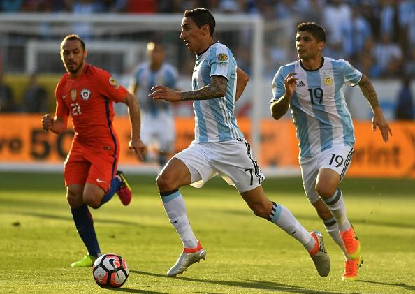 Vắng Messi,  Argentina vẫn đánh bại Chile ở trận ra quân Copa America 2016 1