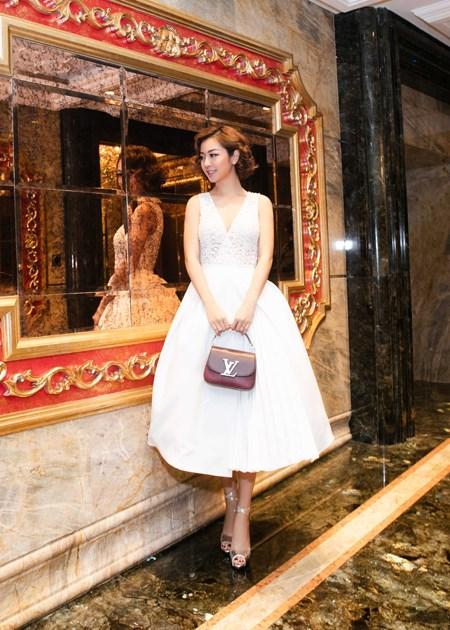 Hoa hậu Jennifer Phạm ăn chay để giữ gìn vóc dáng 3