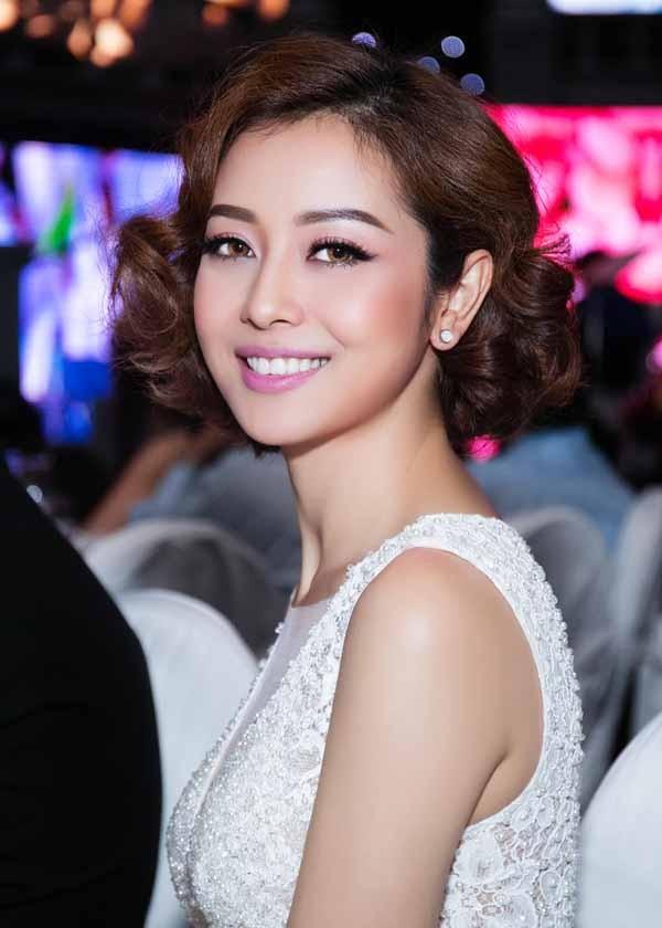 Hoa hậu Jennifer Phạm ăn chay để giữ gìn vóc dáng 5