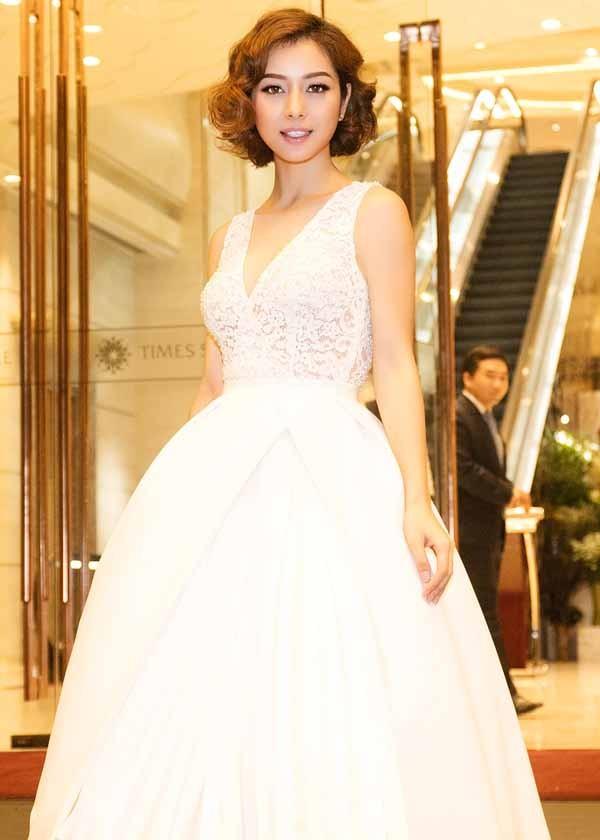 Hoa hậu Jennifer Phạm ăn chay để giữ gìn vóc dáng 8
