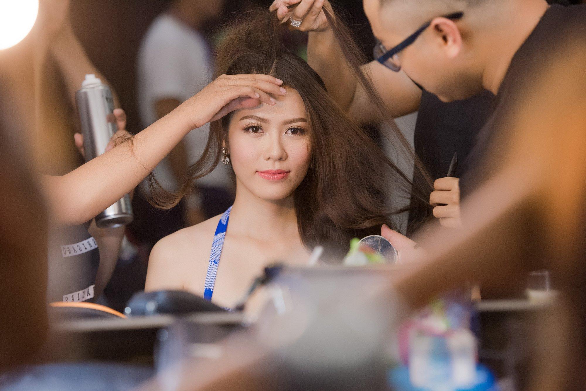 Hậu trường chụp bikini top 30 chung khảo phía Nam HHVN 2016 9