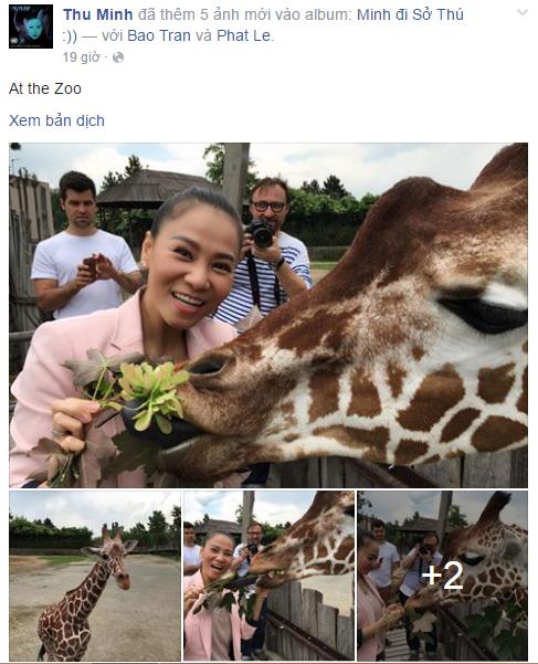 Facebook sao Việt: Lan Khuê lắc đầu khi có người phản đối kết quả của Hoa khôi Áo dài 12