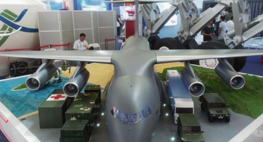 Trung Quốc sắp sản xuất 1.000 máy bay vận tải hạng nặng 1