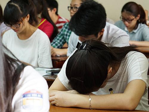Tuyển sinh lớp 10 Hà Nội: 3 thí sinh bị đình chỉ thi 1
