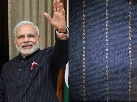 Đấu giá thành công bộ vest có giá trị lên tới gần 700.000 USD 1
