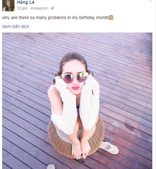Facebook sao Việt: Lưu Hương Giang xinh đẹp sau khi sinh con 8