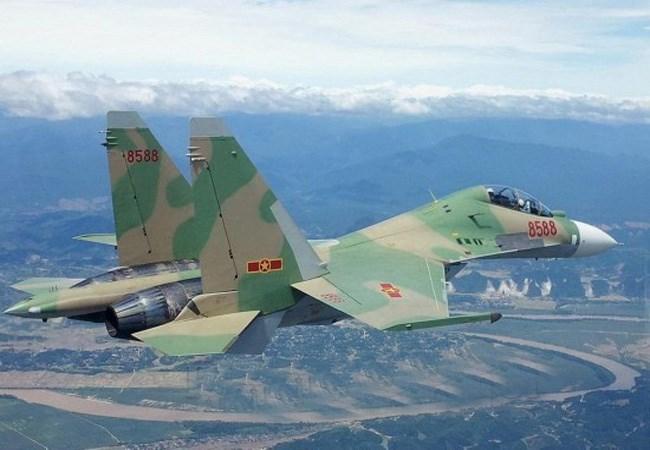 Tạm dừng tìm kiếm máy bay Su-30MK2 1