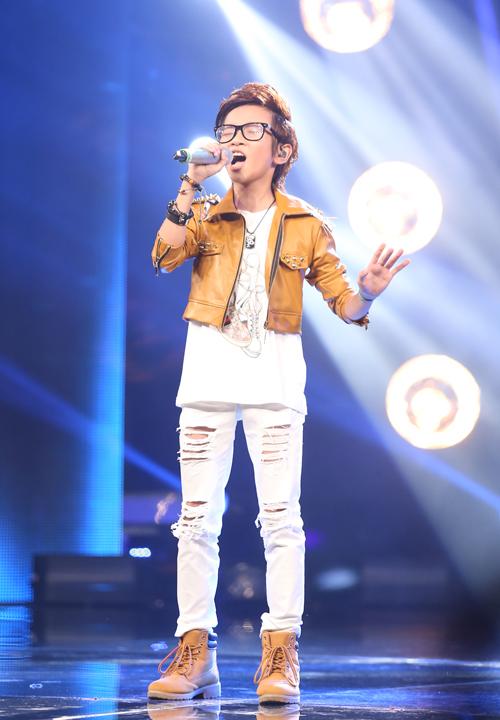 Gia Khiêm cover hit của Big Bang khiến giám khảo phấn khích 3