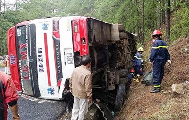 Tai nạn thảm khốc, 7 người chết: Trách nhiệm của đơn vị sửa đường? 1