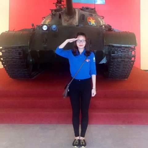 Nữ sinh Sư phạm làm thơ về phi công Trần Quang Khải khiến nhiều người xúc động 1