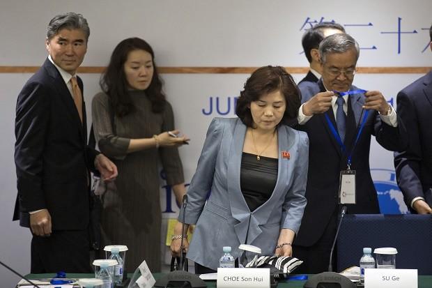 Triều Tiên tuyên bố đàm phán 6 bên