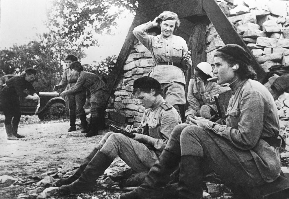 Chùm ảnh: Cuộc chiến vệ quốc khốc liệt và đẫm máu của Liên Xô 10