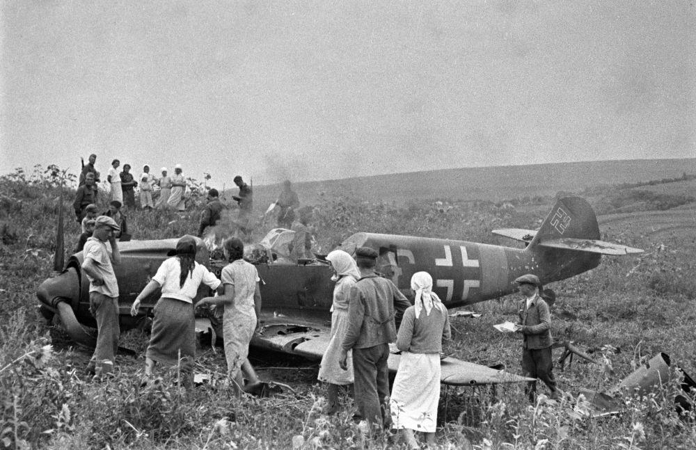 Chùm ảnh: Cuộc chiến vệ quốc khốc liệt và đẫm máu của Liên Xô 11