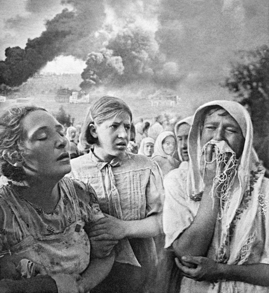 Chùm ảnh: Cuộc chiến vệ quốc khốc liệt và đẫm máu của Liên Xô 5