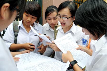 Giáo dục - Hà Nội: Công bố điểm chuẩn trúng tuyển vào lớp 10 THPT công lập