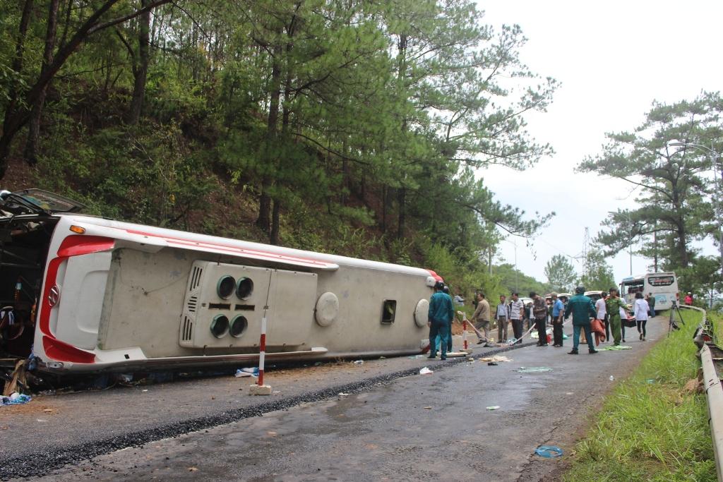 Tai nạn thảm khốc 7 người chết ở Lâm Đồng: Kết luận nguyên nhân 1