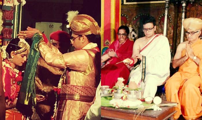 Đám cưới hoàng gia của đôi thanh mai trúc mã tại Ấn Độ 1