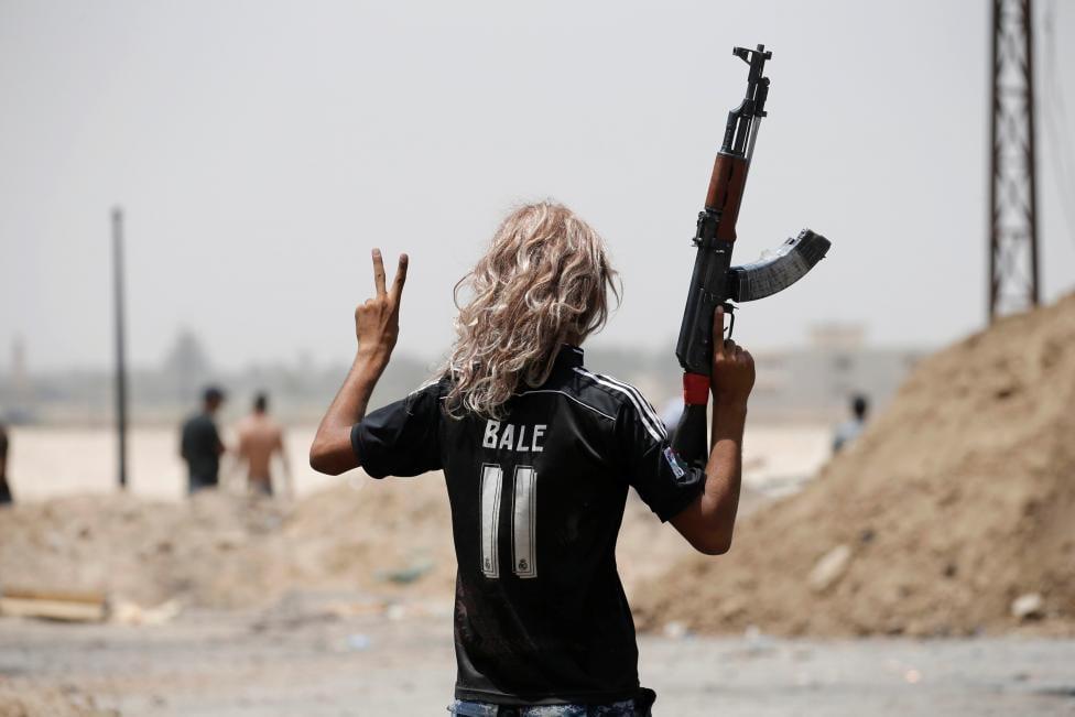 Hình ảnh Falluja hoang tàn sau khi IS bị truy quét 4